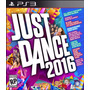 Just Dance 2016 Ps3 || Digitales Falkor || Stock Inmediato!