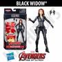 Marvel Legends Age Of Ultron Black Widow 6