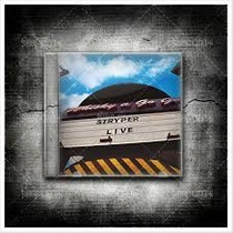 Cd Stryper - Live At The Whiskey