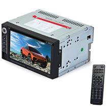 Dvd Automotivo 2 Din 6,2 Usb + Bluetooth + Controle