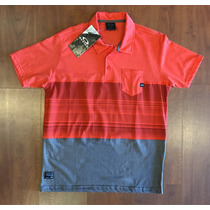 Camiseta Polo Oakley Description Blocked De 169,90 Por 129,