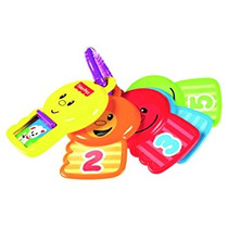 Juguete Fisher-price Y Count Explora Keys