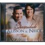 Cd Alisson & Neide Sinceridade Playback Incluído