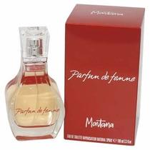 Promoción Montana Parfum De Femme X 50ml