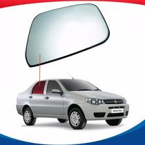 Vidro Porta Traseiro Direito Fiat Siena 98/16 4 Portas