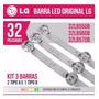 Kit Barramento Led Lg