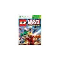 Jogo Lego Marvel Super Heroes Xbox 360 Midia Fisica