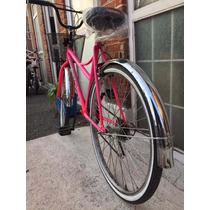 Bicicleta Dama Clasica 26x1 3/8 5 Vel.cansta
