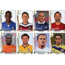 Figurinhas Copa Do Mundo 2014 Brasil