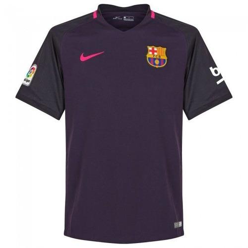 80d2dfe261 Camisa Nike Barcelona 2016 17 Torcedor Original V2mshop - R  189