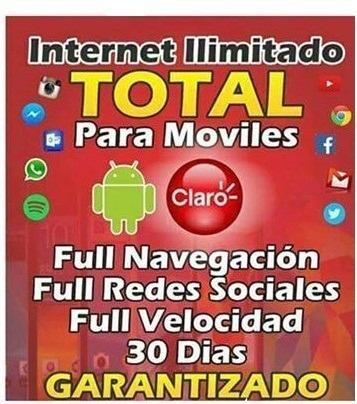 be03fea8bf0 Internet Ilimitado Claro Y Avantel Por 1