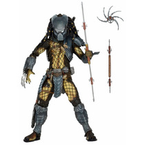Predador Ancient Warrior - Alien Vs Predador Série 15 - Neca