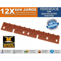 Jogo C/ 5 Mantas De Borrachas Originais P/ Teclado Psr3000