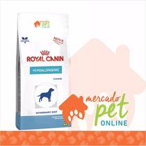 Ração Royal Canin Canine Veterinary Diet Hypoallergenic 10kg