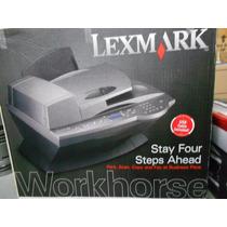 Impresora Lexmark Multifuncional - Modelo X6170