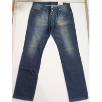 Calça Jeans Masculina Skinny Hering Tam: 46