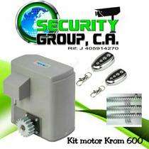 Motor Para Porton Krom 600 Pg