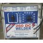 Máquina De Soldar Kas Dc Enfriamiento Por Ventilador 260amp
