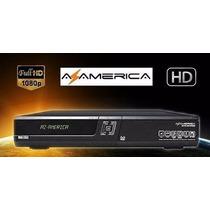 Receptor Azamerica S900hd Fta Tv Libre Universal