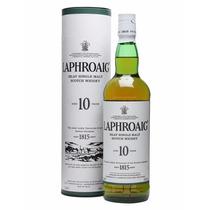 Whisky Laphroaig 10 Años Single Malt De Litro Envio Gratis