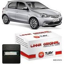 Centralina De Vidros Do Toyota Etios Ate 2014 Plug/play