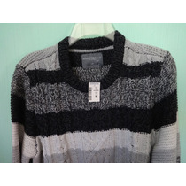 Aeropostale Sweater Caballero Original T- G Super Calientito