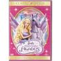 Dvd Barbie E A Magia De Aladus Novo/orig/lacrado