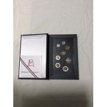 Set Juego De Monedas 1995 Acabado Espejo Certificado