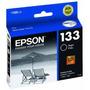 Cartucho Epson 133 Negro - T133120- Mejor Precio Del Mercado
