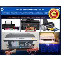 Servicio Y Reparación Impresoras Epson- Cabezal Dx-5