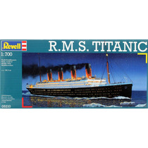 R.m.s. Titanic - Revell 5210 - Esc. 1/700