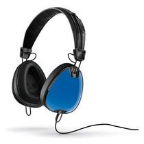 Auriculares Skullcandy Aviator W/mic3 Royal Azul / Negro, U