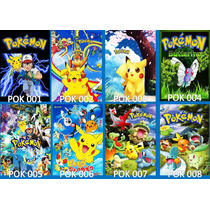 Pokemon Caderno Personalizado 20 Matéria