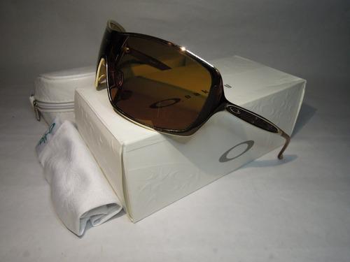 46711af2e8cf2 Lentes Oakley Remedy Polished Gold   Bronze Polarizado - Bs. 15.000 ...