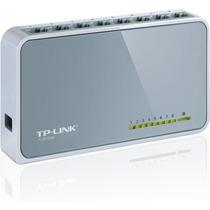 Hub Switch 8 Portas Tp-link Tl-sf1008d 10/100 Pronta Entrega