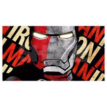 Cuadros Iron Man Estilo Twill