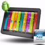 Tablet Pc Android 10 Pulgadas Quad Core Wifi 2cam Full Hd