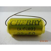 Capacitor A Óleo .22uf X 600vdc - Cherry