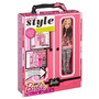 Barbie Closet Y Fashion Set - Rosado