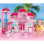 Barbie Mansion De Malibú Casa De Barbie Malibu House C/envio