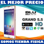 Teléfono Blu Grand 5.5 Android 8 Mp + 1 Gb Ram + 8 Gb Inter