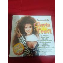 Gloria Trevi Lo Esencial 3 Cds Y 1 Dvd Nuevos