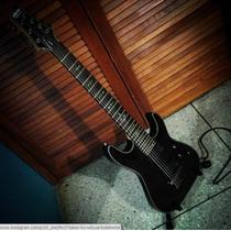 Guitarra Eléctrica Schecter Damien Elite 7 Cuerdas Y Case