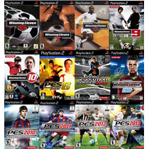 Pacths Winning Eleven/pes Ps2 We6,7,8,9,10,2007-pes11,12,13