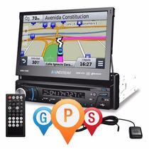 Autoestereo Soundstream Pantalla 7 Vrn-725b Gps Bluetooth