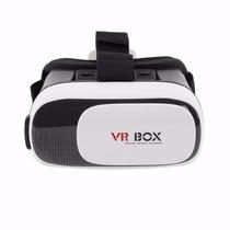 Lentes Realidad Virtual Aumentada Vr Box 3d Cardboard Nuevos