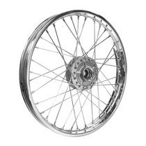 Roda Montada Dianteira Disco Cg Titan 150 2000 Até 2010