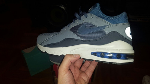 Zapatillas Nike Air Max 93  00 en Mercado Libre