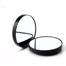 3 Un Espelho De Aumento 5 X Com Ventosa Maquiagem Promoção