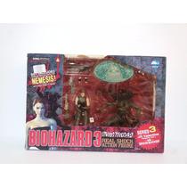 Resident Evil Biohazard Jill Valentine Brain Sucker Nemesis